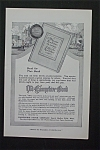1916 Hampshire Paper Company with a Book