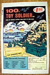 Vintage Ad: 1972 100 Piece Toy Soldier Set