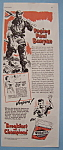 Vintage Ad: 1943 Wheaties Cereal