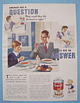 Vintage Ad: 1940 Campbell's Tomato Soup
