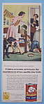 Vintage Ad: 1955 Friskies Dog Food By James Bingham