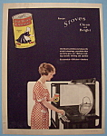 Vintage Ad: 1921 Old Dutch Cleanser