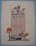 Vintage Ad: 1919 Cream Of Wheat By Edward V. Brewer