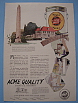 1920 Acme Quality Paints & Finishes w/Ways to Use Paint