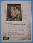 Vintage Ad: 1924 Palmolive Soap
