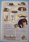 Vintage Ad: 1920 Runkel's All Purpose Cocoa