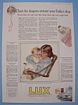 Vintage Ad: 1923 Lux