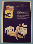 Vintage Ad: 1923 Old Dutch Cleanser