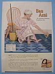 Vintage Ad: 1923 Bon Ami