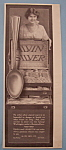 Click here to enlarge image and see more about item 12948: Vintage Ad: 1914 Alvin Silver