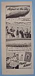Vintage Ad: 1943 Prince Albert Pipe & Cigarette Tobacco