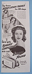 Vintage Ad: 1942 Lux Toilet Soap w/ Loretta Young