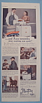 Vintage Ad: 1941 Maytag Master Washer