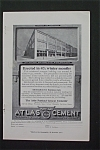 1916 Atlas Portland Cement with Briner Building