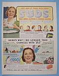 Vintage Ad: 1938 Rinso & Lifebuoy Soap