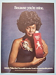Click here to enlarge image and see more about item 13115: Vintage Ad: 1972 Johnnie Walker Red Scotch