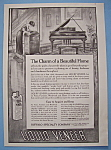 Vintage Ad: 1914 Liquid Veneer