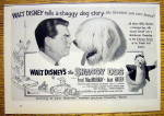 1959 Walt Disney's The Shaggy Dog with Fred MacMurray