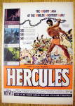 1959 Hercules with Steve Reeves