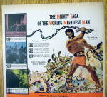 Click to view larger image of 1959 Hercules with Steve Reeves (Image2)