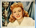 1952 Lustre Creme Shampoo w/ Maureen O'Hara