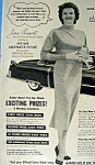 Vintage Ad: 1954 Lustre Creme Shampoo w/ Jane Russell