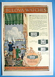 Click here to enlarge image and see more about item 13280: Vintage Ad: 1926 Bulova Watches