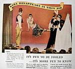 Vintage Ad: 1933 Camel Cigarettes