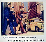 Click to view larger image of Vintage Ad: 1944 General Tires (Image1)