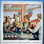 Click to view larger image of Vintage Ad: 1946 Coca Cola (Image1)