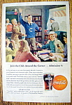 Click to view larger image of Vintage Ad: 1946 Coca Cola (Coke) (Image1)