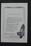 1916 Silvertown Cord Tires with Tires of Prestige