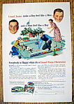 Vintage Ad: 1951 Lionel Trains