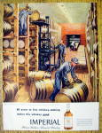 Click to view larger image of 1945 Imperial Whiskey By Howard Baer (Artist) (Image1)
