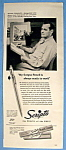 Click to view larger image of Vintage Ad: 1947 Scripto Pencil with Stevan Dohanos (Image1)