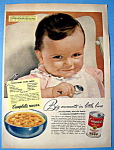 Vintage Ad: 1952 Campbell's Vegetable Beef Soup