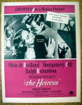 Vintage Ad: 1949 The Heiress with Olivia De Havilland