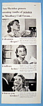 Click to view larger image of Vintage Ad: 1952 Woodbury Cold Cream w/Ann Sheridan (Image1)