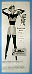 Click to view larger image of 1952 Jantzen Figuremakers with Woman in Bra & Girdle (Image1)
