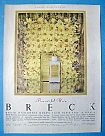 Click to view larger image of 1952 Breck Shampoo w/Breck Shampoo & Flowers (Image1)