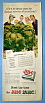 Click to view larger image of Vintage Ad: 1952 Jell O Gelatin Dessert (Image1)