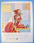Click here to enlarge image and see more about item 13692: Vintage Ad: 1960 Bell Telephone System