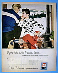 Click to view larger image of Vintage Ad: 1954 Pepsi Cola (Image1)