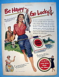 Vintage Ad: 1951 Lucky Strike Cigarettes