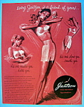 1951 Jantzen Figuremakers with Lovely Woman