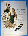 Click to view larger image of Vintage Ad: 1951 Kotex Sanitary Napkins (Image1)