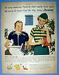 Click to view larger image of 1951 Durene w/a Boy Squirting Himself with A Fountain (Image1)