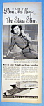 Vintage Ad: 1952 Ayds Reducing Plan w/ Joan Bennett