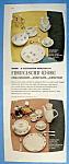 Vintage Ad: 1954 Franciscan Ware