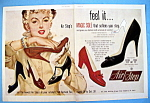 Click to view larger image of Vintage Ad: 1954 Air Step Shoes (Image1)